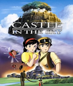 فيلم Castle in the Sky 1986 مترجم