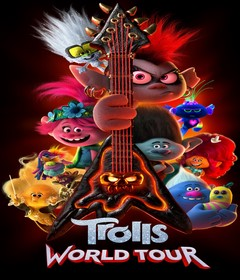 فيلم Trolls World Tour 2020 مدبلج