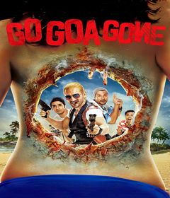 فيلم Go Goa Gone 2013 مترجم