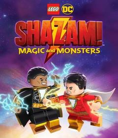 فيلم Lego DC: Shazam!: Magic and Monsters 2020 مترجم