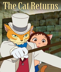 فيلم The Cat Returns 2002 مترجم