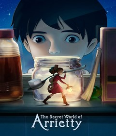 فيلم The Secret World of Arrietty 2010 مترجم