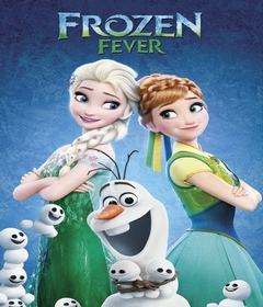 فيلم Frozen Fever 2015 مدبلج
