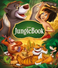 فيلم The Jungle Book 1967 مدبلج