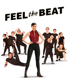 فيلم Feel the Beat 2020 مدبلج