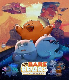 فيلم We Bare Bears: The Movie 2020 مترجم