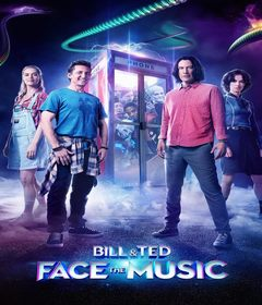 فيلم Bill and Ted Face the Music 2020 مترجم
