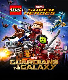 فيلم LEGO Guardians of the Galaxy: The Thanos Threat 2017 مدبلج