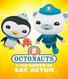 فيلم Octonauts and the Caves of Sac Actun 2020 مدبلج