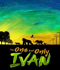 فيلم The One and Only Ivan 2020 مدبلج