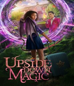 فيلم Upside-Down Magic 2020 مترجم