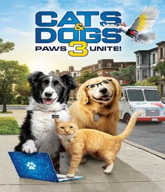 فيلم Cats and Dogs 3: Paws Unite 2020 مترجم