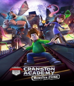 فيلم Cranston Academy: Monster Zone 2020 مترجم