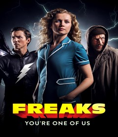 فيلم Freaks: You're One of Us 2020 مترجم