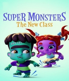 فيلم Super Monsters: The New Class 2020 مدبلج