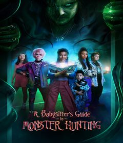 فيلم A Babysitter's Guide to Monster Hunting 2020 مترجم