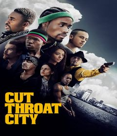 فيلم Cut Throat City 2020 مترجم