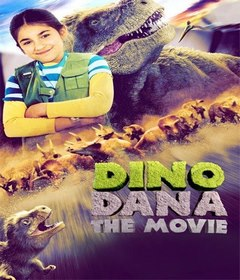 فيلم Dino Dana: The Movie 2020 مترجم