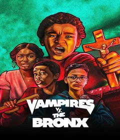فيلم Vampires vs. the Bronx 2020 مترجم