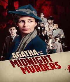 فيلم Agatha and the Midnight Murders 2020 مترجم