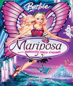 فيلم Barbie: Mariposa 2008 مدبلج