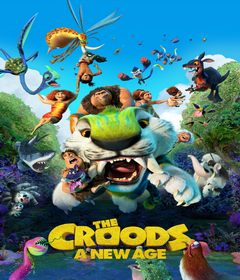 فيلم The Croods: A New Age 2020 مترجم