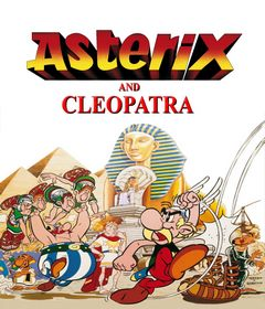 فيلم Asterix and Cleopatra 1968 مدبلج