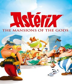 فيلم Asterix and Obelix: Mansion of the Gods 2014 مترجم