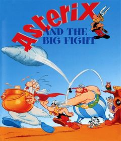 فيلم Asterix and the Big Fight 1989 مدبلج
