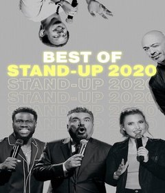 عرض Best of Stand-up 2020 مترجم