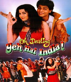 فيلم Oh Darling Yeh Hai India 1995 مترجم