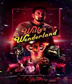 فيلم Willy's Wonderland 2021 مترجم