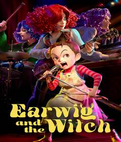 فيلم Earwig and the Witch 2020 مترجم