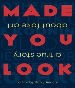 فيلم Made You Look: A True Story About Fake Art 2020 مترجم