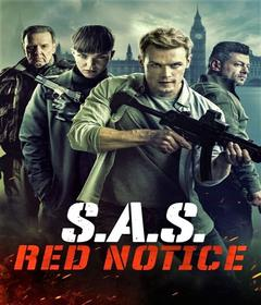 فيلم SAS: Red Notice 2021 مترجم