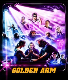 فيلم Golden Arm 2020 مترجم