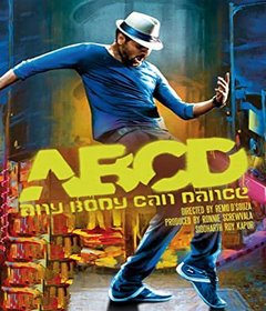 فيلم ABCD: Any Body Can Dance 2013 مترجم