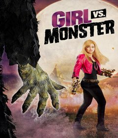 فيلم Girl Vs. Monster 2012 مترجم